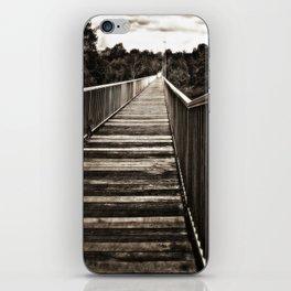 Crossing the Bridge iPhone Skin