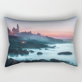 Ogunquit USA Rectangular Pillow