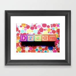 A Wish Your Heart Makes Framed Art Print