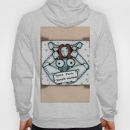 Spare Parts Hoody