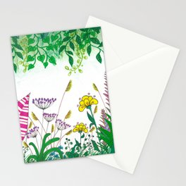 Happy Jungle Stationery Cards