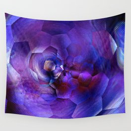 ultra violet snk 1 Wall Tapestry