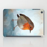robin williams iPad Cases featuring Robin by Freeminds