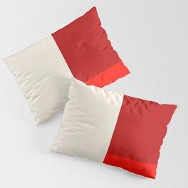 Mid Century Modern Vintage 19 Pillow Sham