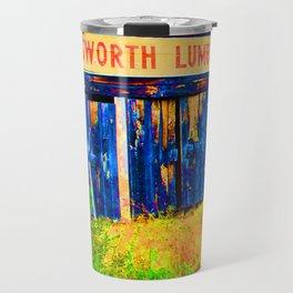 Farnsworth Lumber Yard Travel Mug