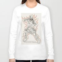 vector Long Sleeve T-shirts featuring Vector by Dukewow Nukemwow