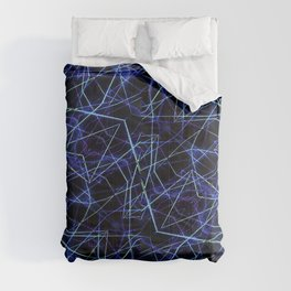 Galaxy Linear Pattern Comforters