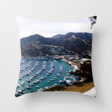 Soak Up The View Throw Pillow