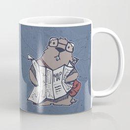 A Geeky Marmot Coffee Mug