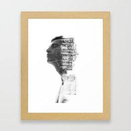 Nature Architect Framed Art Print