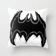 Vintage crusader  Throw Pillow