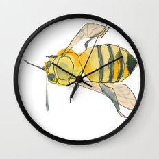 bee no. 2x2 Wall Clock