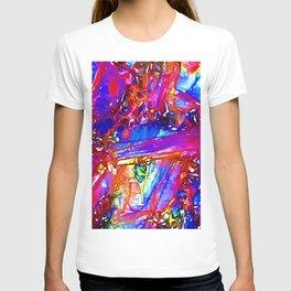 Jewel Tone Gemstone Impressions T-shirt