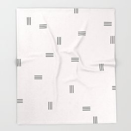 lines 2 Throw Blanket