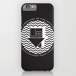 NBHD Wiped Out! iPhone Case