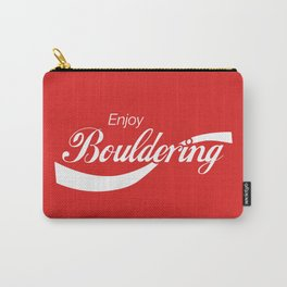 Enjoy Bouldering Carry-All Pouch