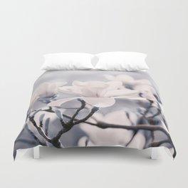 Magnolia gray 116 Duvet Cover