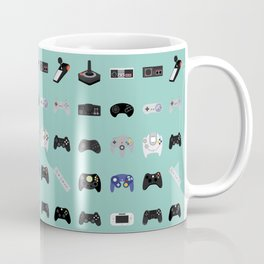 Console Evolution Coffee Mug