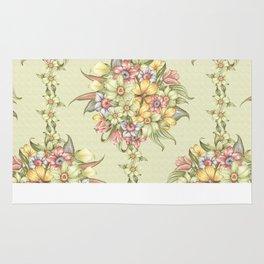 Bouquet Blossom Rug