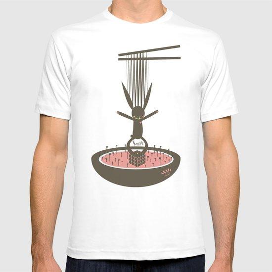 사춘기: 토끼누들 [PUBERTY: TOKKI NOODLE] T-shirt