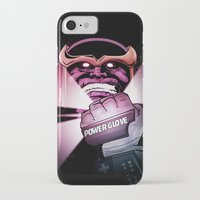 thanos iPhone & iPod Cases featuring Infinite Power by Peter X. Blanco