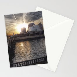 Downtown Des Moines, IA Stationery Cards