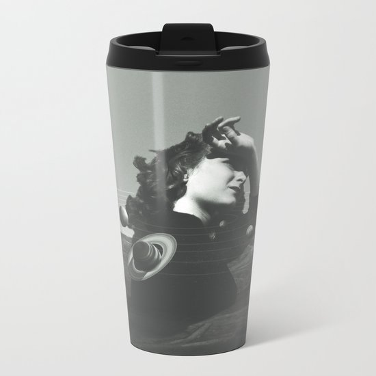 Orbits Metal Travel Mug