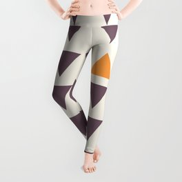 All down - You up Leggings