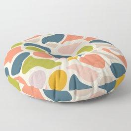 TIDAL POOLS Floor Pillow