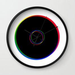 RGB Ringing Wall Clock