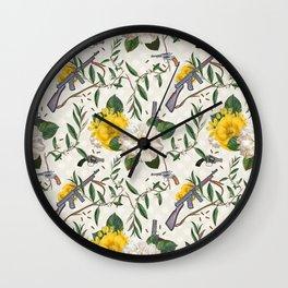 Trigger Happy Wall Clock