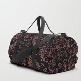 scarlet underwater Duffle Bag