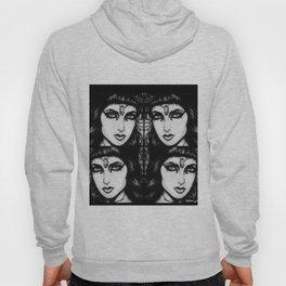 Cleopatra : Black Kajal Hoody