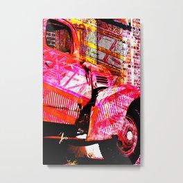 truckscape Metal Print