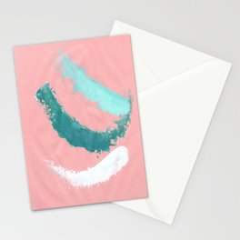 Abstract 1676 Stationery Cards