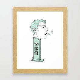 PEZ Framed Art Print