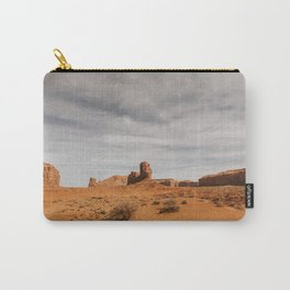 "Monument Valley, ""Elephant Butte"" Carry-All Pouch"