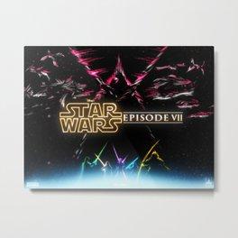 ::: STAR WARS Episode VII ::: Metal Print
