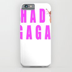 Sip champagne liked Shady Ga Ga iPhone 6s Slim Case