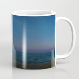 Sunset Beach Landscape Coffee Mug