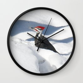 Snowbird! Wall Clock