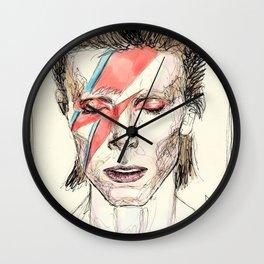 AladdinSane Wall Clock