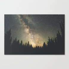 Galaxy IV Canvas Print