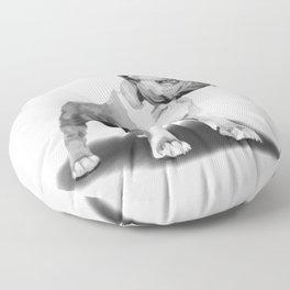 puppers Floor Pillow