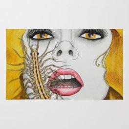 Chilopodophilia Rug
