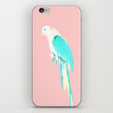 Summer Parrot iPhone Skin