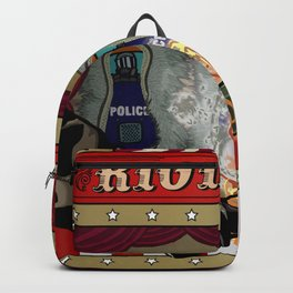 Molotov Cocktail Party Backpack
