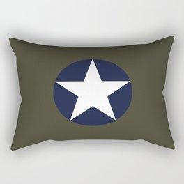 USAAF Roundel Rectangular Pillow