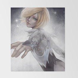 Yuri Plisetsky Throw Blanket