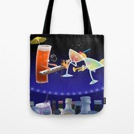 jazz & cheers Tote Bag